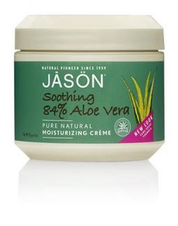 Crema de fata restructuranta cu 84% Aloe Vera Jason 120 gr