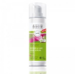 Serum organic de reparare si ingrijire pentru varfuri despicate,30 ml, Lavera