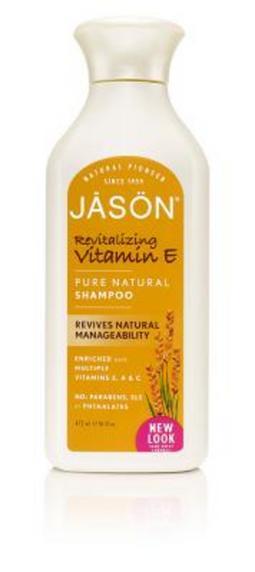 Sampon cu vitamine pentru par uscat si deteriorat Jason 480 ml