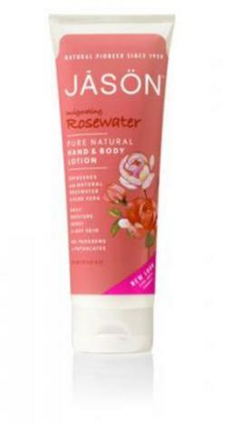 Crema cu trandafiri si glicerina pentru piele foarte uscata, maini si corp, Jason 237 ml