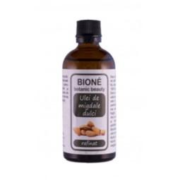 Ulei de Migdale dulci rafinat Bione, 100 ml