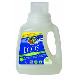 Detergent lichid pt rufe - lemongrass, 50 spalari, Earth Friendly Products