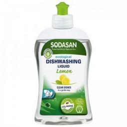 Detergent Vase Lichid Bio Lamaie 500 ml Sodasan
