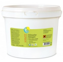 Detergent Ecologic Praf Pt. Masina De Spalat Vase 1kg Sonett
