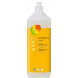 Detergent Ecologic Pt. Spalat Vase - Galbenele 1l Sonett