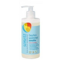 Detergent Ecologic Pt. Spalat Vase - Neutru 300ml Sonett