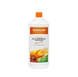 Detergent lichid universal de curatenie, sensitiv, ecologic 1 l., Sodasan