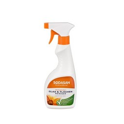 Solutie de geamuri si suprafete, ecologic, 500 ml., Sodasan