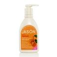 Sapun lichid pentru fata, maini si corp cu caise, 480 ml., Jason