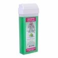 Roll-on ceara naturala de zahar pentru epilat - aroma mar verde, 100 gr., Simoun
